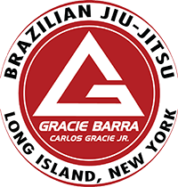 Gracie Barra Long Island Logo